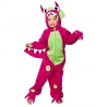 Pink Monster costume onesie - KA-4486